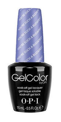 O·P·I GelColor E74 You're Such A Budapest - Gina Beauté