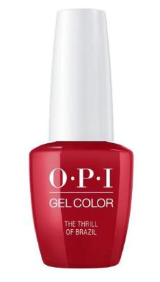 O·P·I GelColor A16 The Thrill of Brazil - Gina Beauté