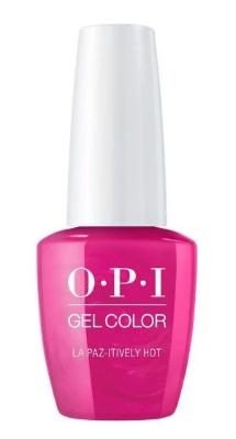 O·P·I GelColor A20 La Paz-Itively Hot - Gina Beauté