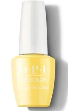 O·P·I GelColor A65 I Just Can't Cope-acabana - Gina Beauté