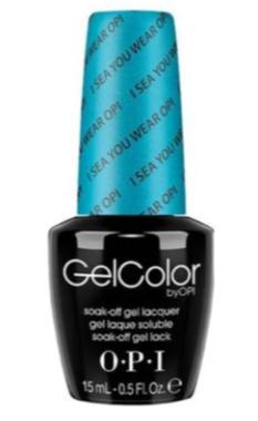 O·P·I GelColor A73 I Sea You wear OPI - Gina Beauté