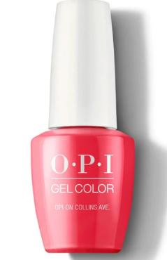 O·P·I GelColor B76 Opi On Collins Ave. - Gina Beauté