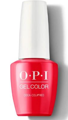 O·P·I GelColor C13 Coca-Cola Red - Gina Beauté