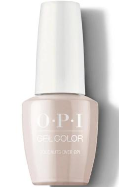 O·P·I GelColor F89 Coconuts Over OPI - Gina Beauté