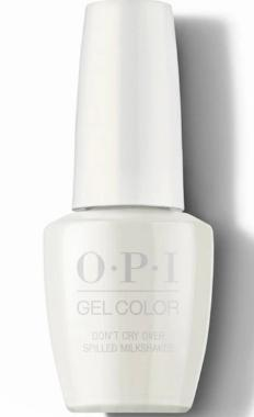 O·P·I GelColor G41 Don't Cry Over Spilled Milkshakes - Gina Beauté