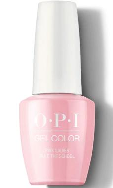 O·P·I GelColor G48 Pink Ladies Rule The School - Gina Beauté