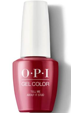 O·P·I GelColor G51 Tell Me About It Stud - Gina Beauté