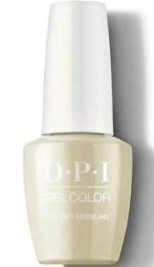 O·P·I GelColor I58 This Isn't Greenland - Gina Beauté