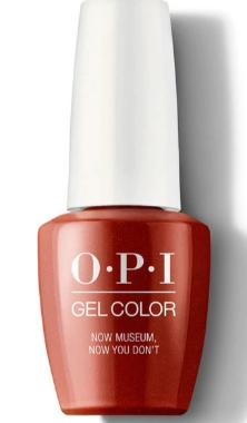 O·P·I GelColor L21 Now Museum, Now You Don't - Gina Beauté