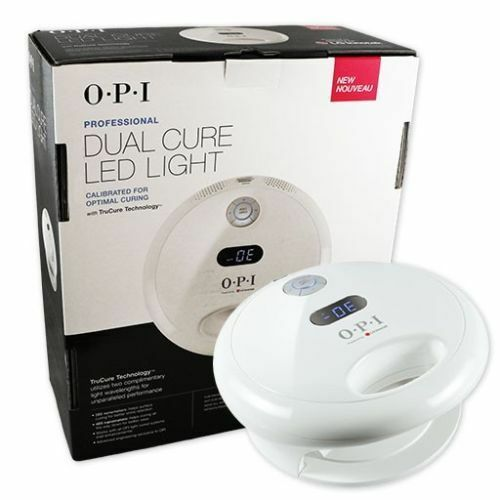 OPI Dual Cure LED Light Nail Lamp - Gina Beauté