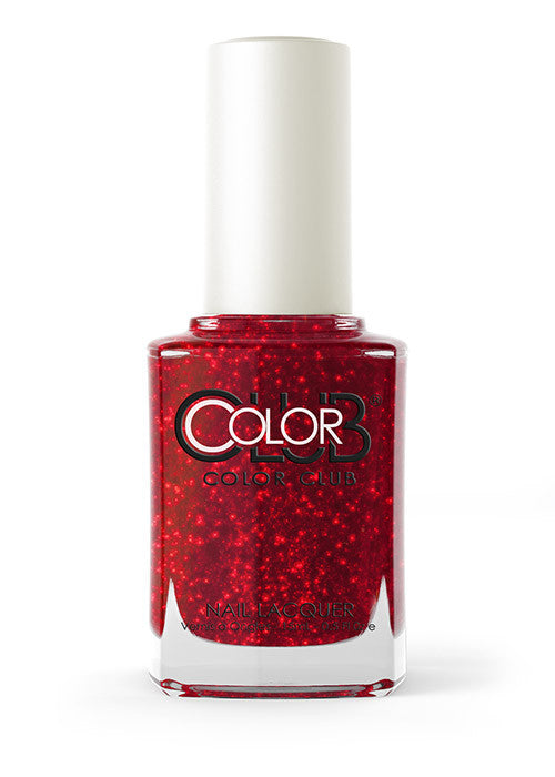 Color Club™ Ruby Slippers Nail Lacquer - Gina Beauté