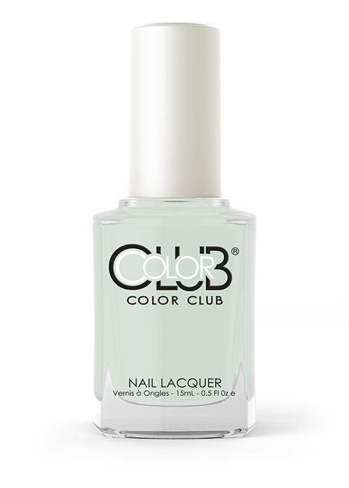 Color Club™ Sweet Mint Nail Lacquer - Gina Beauté
