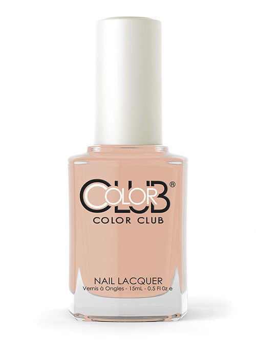 Color Club™ Barely There Nail Lacquer - Gina Beauté
