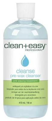 Clean+Easy Pre-wax Cleanser 16 Oz - Gina Beauté