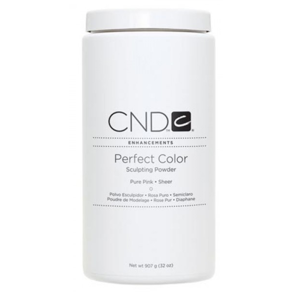 CND Sculpting Powder Pure Pink / Sheer