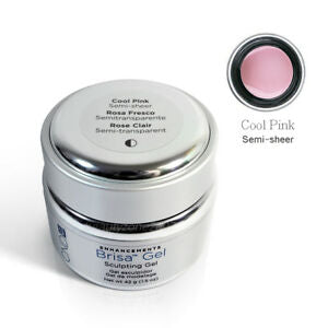 CND Brisa™ Sculpting Gel Cool Pink Semi-Sheer