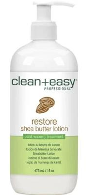 Clean+Easy Restore Shea Butter 16 Oz - Gina Beauté
