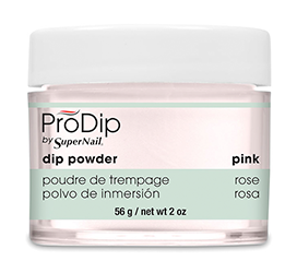 Pink Dipping Powder (2oz) - Gina Beauté