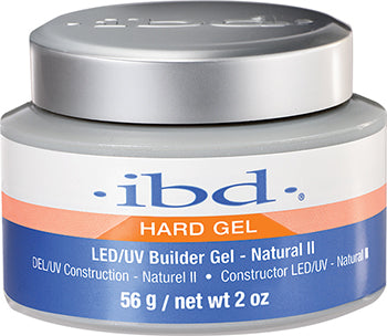 IBD Hard Gel LED/UV NATURAL II 2 OZ