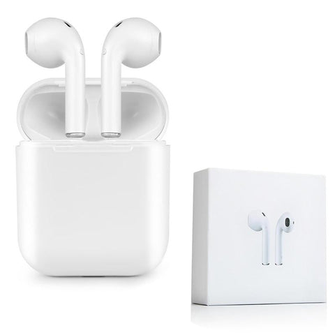 Earpods Bluetooth Earphone For IOS and Android