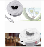 Electric Fly Trap Device with Trapping Food Pest