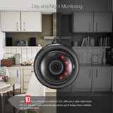 Mini wifi IP Camera Cloud Storage 720P with Night Vision
