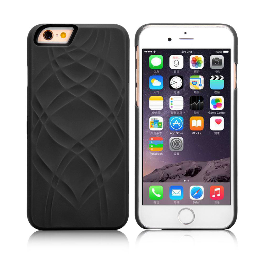 Half-wrapped Case Reliable Fashion Lady 3d Water Flip Pu Leather Case For Iphone 6 6s For Iphone 6 Plus 6s Wallet Mirror Case Dual Layer Card Slot Cover Cellphones & Telecommunications