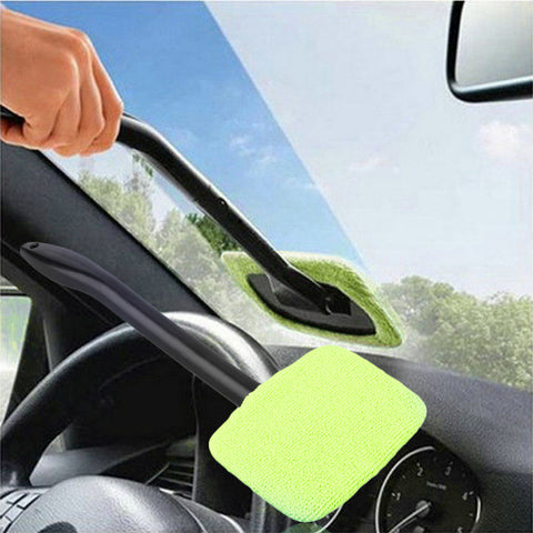 Microfiber Auto Window Cleaner
