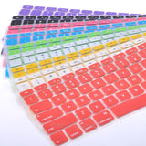 Cool Macbook Pro Keyboard Skin in 9 colors