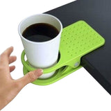 The drinklip table cup holder