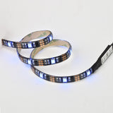 TV Backlight LED Lights Strip With USB Charging 90cm RGB