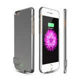 1500Mah Ultra thin Power Bank Case For Apple iphone