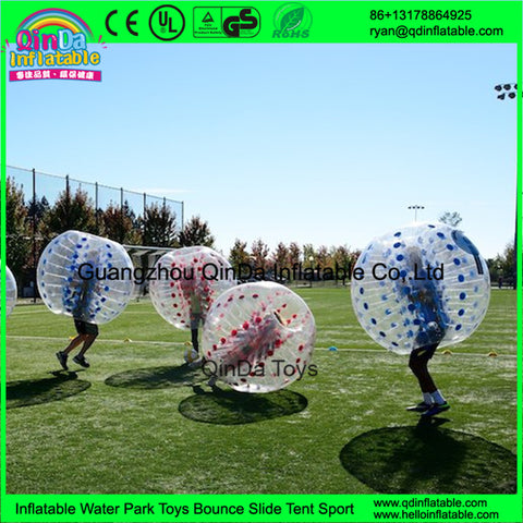 QinDa toys bubble knocker ball