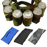 6 Pack Beer Belt
