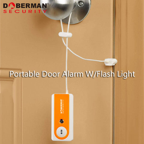 Portable Door Alarm 100 dB Anti-theft