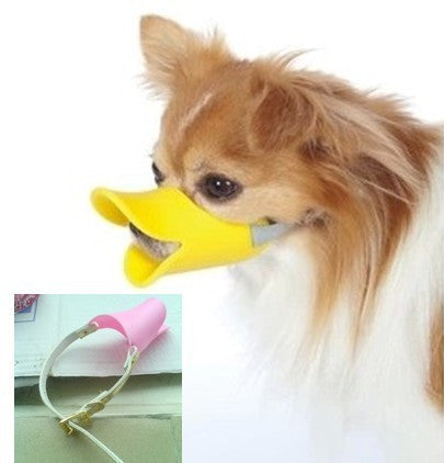Duckface Dog Muzzle