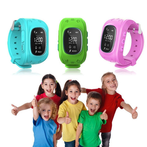GPS Kid Tracker Smart Wriswatch