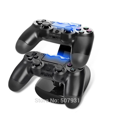 New Dual Charger Controller Stand for PlayStation 4