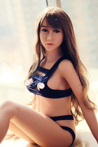 158cm Real Silicone Japanese Sex Dolls for men