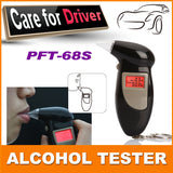 Digital Keychain Breathalyzer Alcohol tester