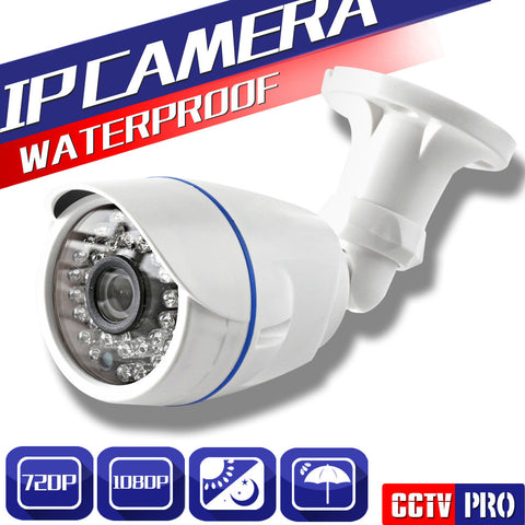 IP Camera 2MP Outdoor Bullet Security