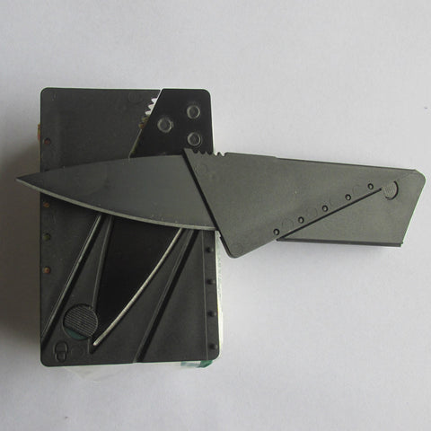 Credit Card Knife Tool Mini Wallet