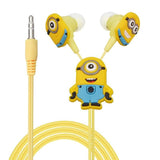 Minions In-ear Wired 3.5mm Earphones