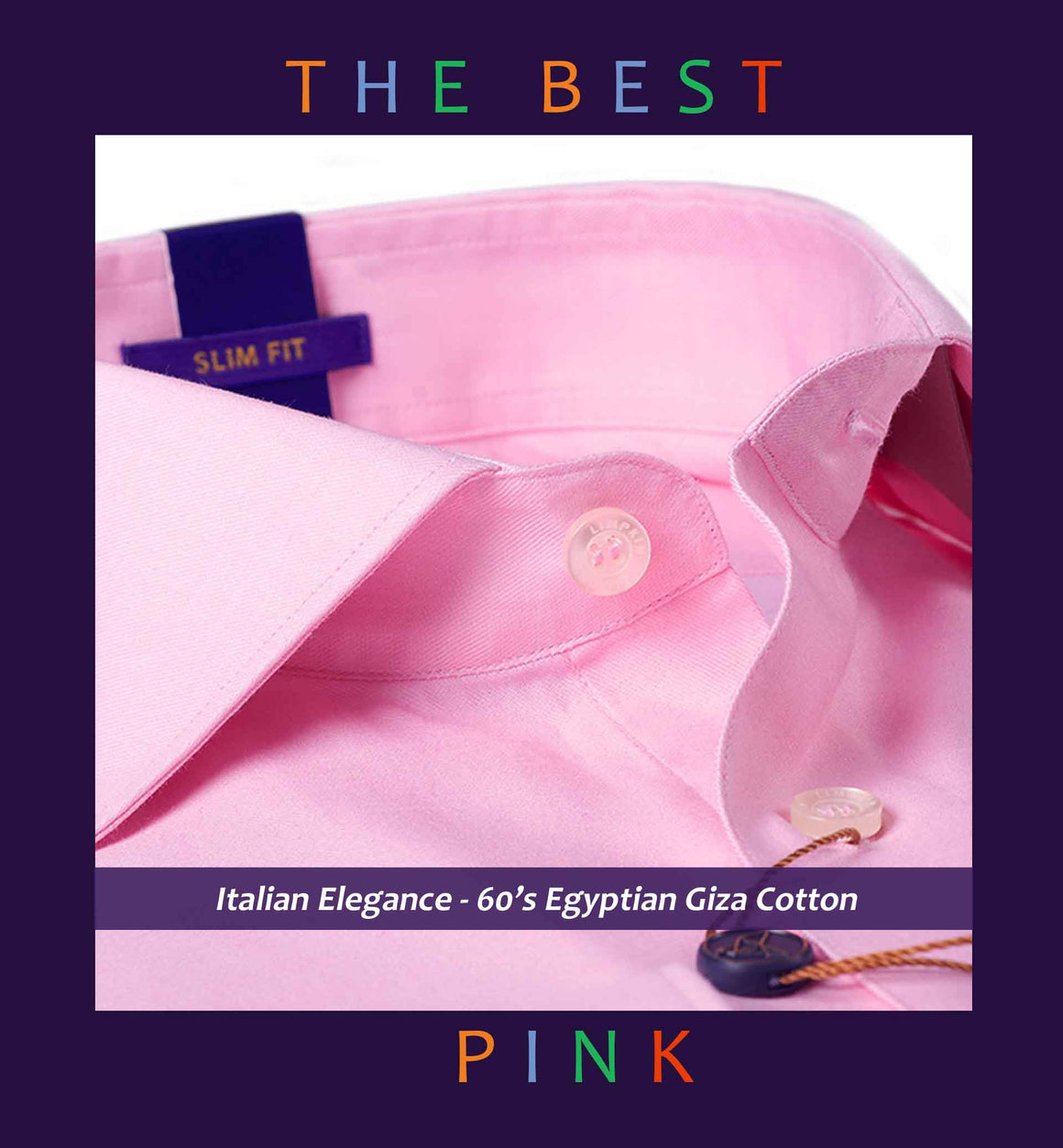FINCHLEY- BEST FORMAL PINK- SOFT TOUCH