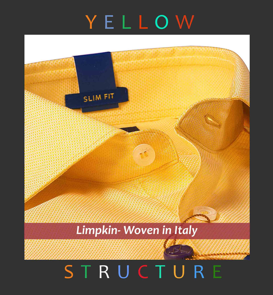 HAMBURG- YELLOW SOLID STRUCTURE- Delivery from 20th Dec