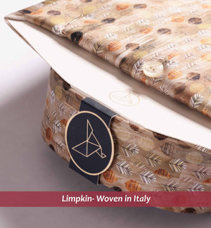 MODENA- MAGICAL NATURE BEIGE PRINT- WITH POCKET