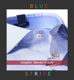 Blue Stripe Shirt