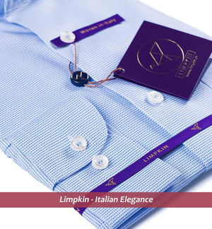 Blue Structure Shirts - Limpkin