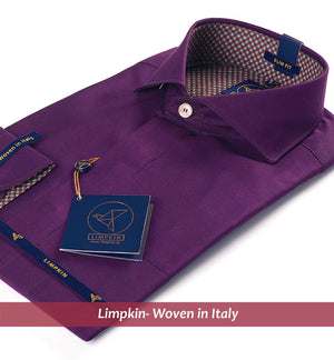 Burgundy Shirts For Men - Limpkin