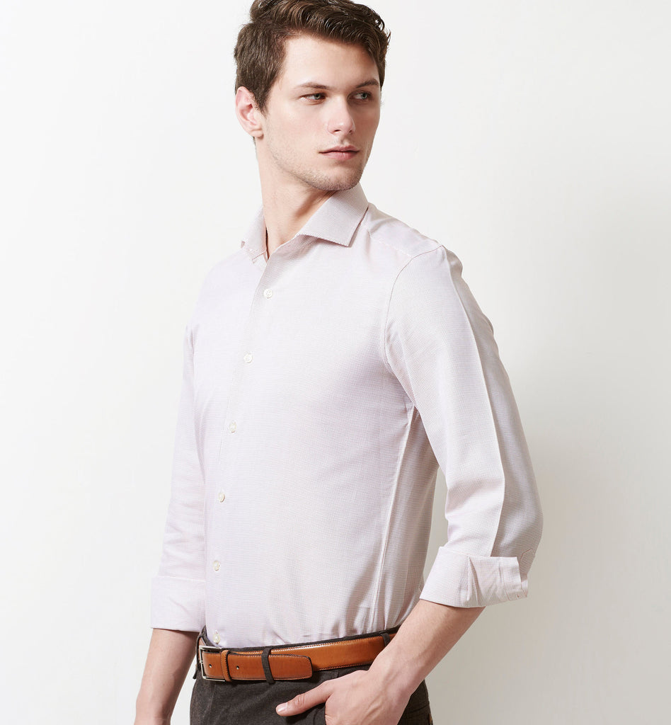 Slim fit shirt, Cotton shirt